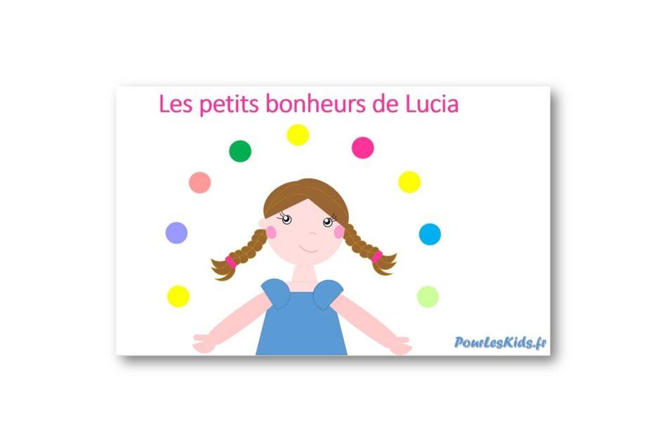 bonheurs de Lucia